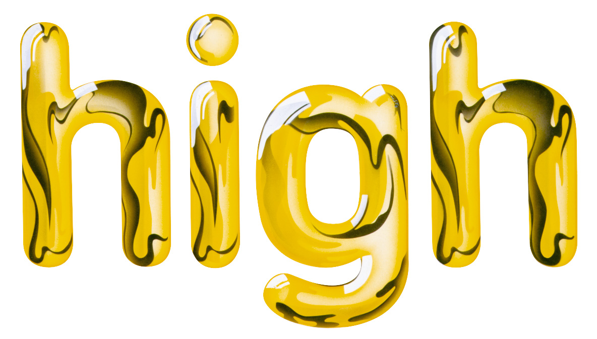 Aral Öl Alphabet